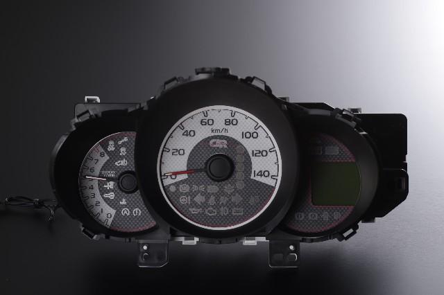 ELDASH メーターパネル Version-R N-BOX 2011~