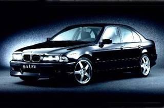 MUTEC MUTEC BMW E39 フロントスポイラー