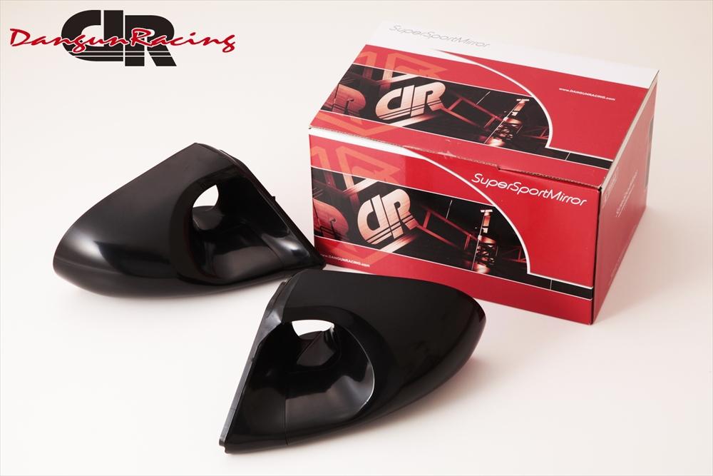 SuperSportMirror(スーパースポーツミラー) ルノー メガーヌ ドアミラー JTC2ミラー ブラック/手動/左ハンドル車 ルノー メガーヌ