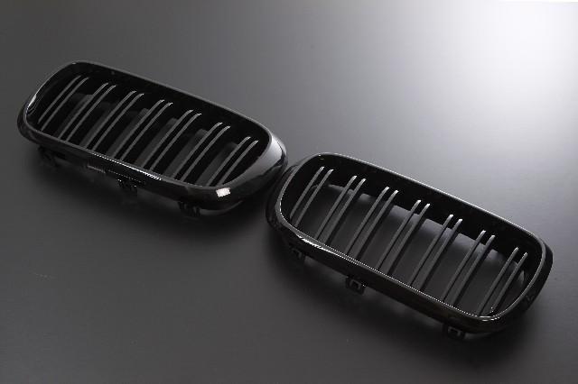 Europarts(ユーロパーツ) BMW X5 F15 グリル キドニーグリル BMW X5 F15 Mルック 12-UP グロスブラック