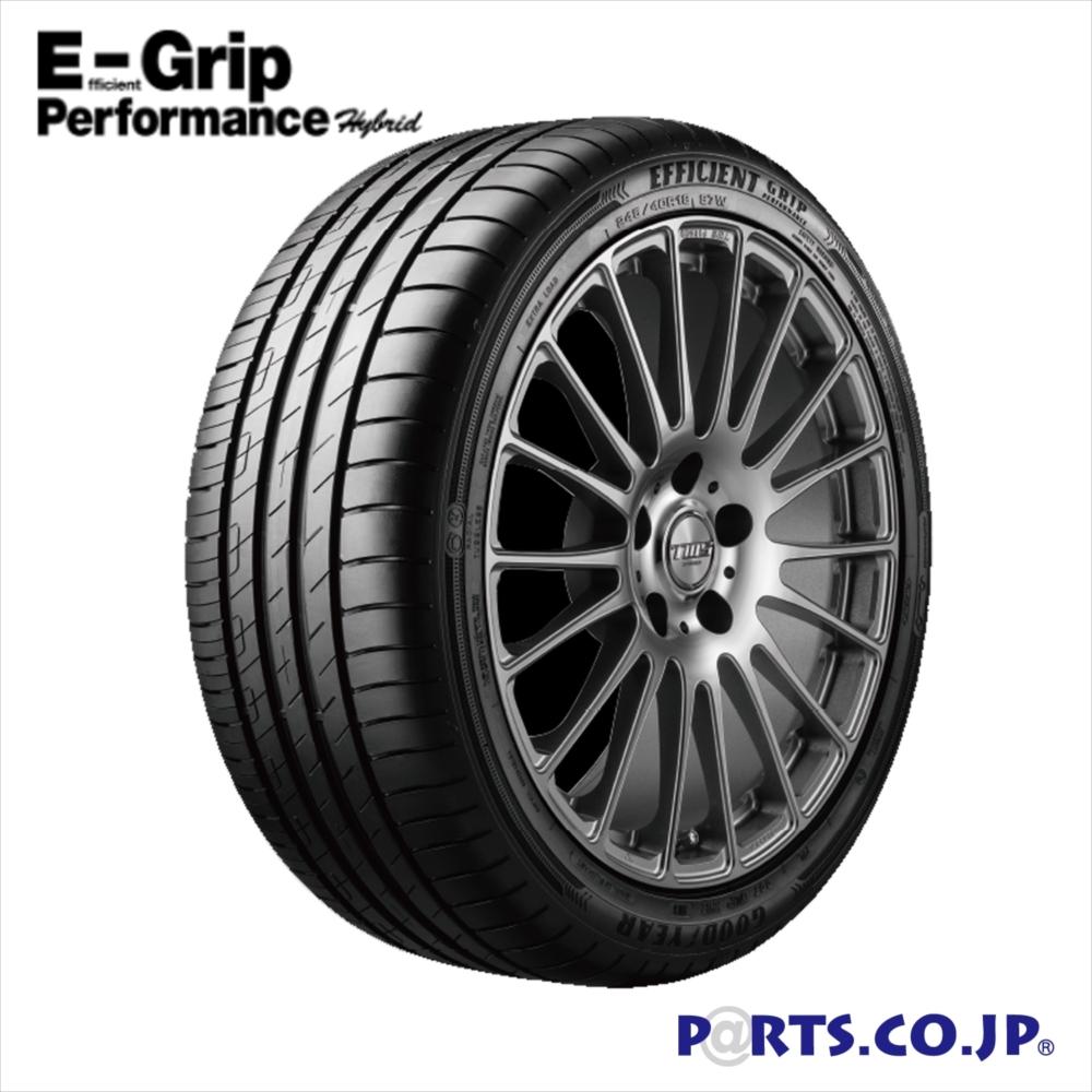 GOODYEAR(グッドイヤー) サマータイヤ 夏用タイヤ 215/45R17 EfficientGrip Performance 215/45R17 91W XL タイヤ単品
