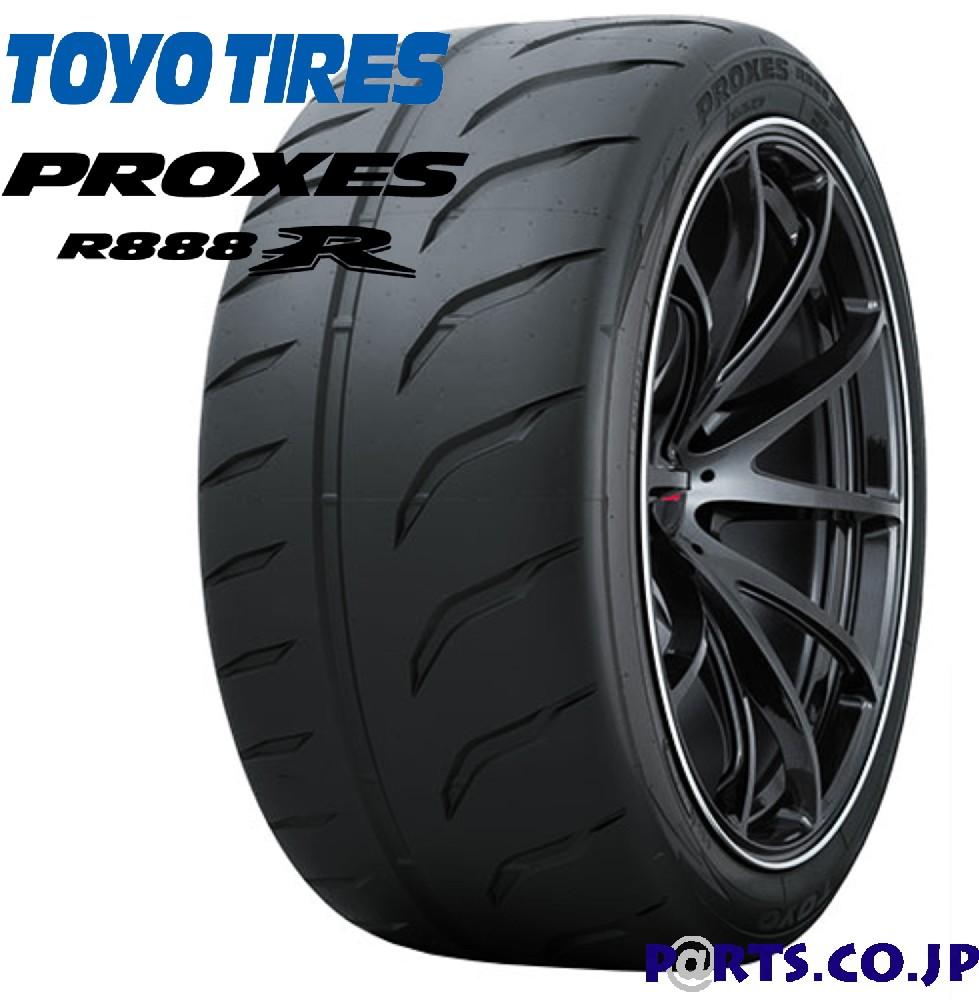 PROXES R888R 205/45ZR17 88W