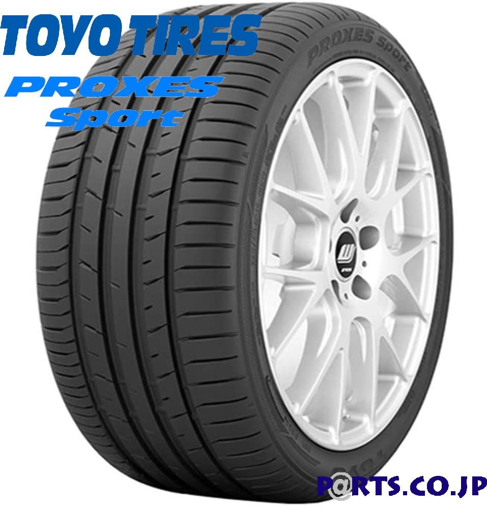 TOYO トーヨー お値打ち価格で PROXES sport 89Y 40ZR18 売り出し 215