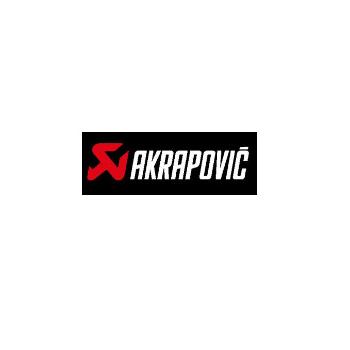 AKRAPOVIC (受注発注品) [e1仕様] BOLT-ON サイレンサー (ヘキサゴナル) カーボン左 ZX-10R 06-07 M-HZ00208CL