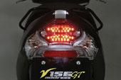 武川 アドレスV125用 LEDテールランプキット SP09-03-1947
