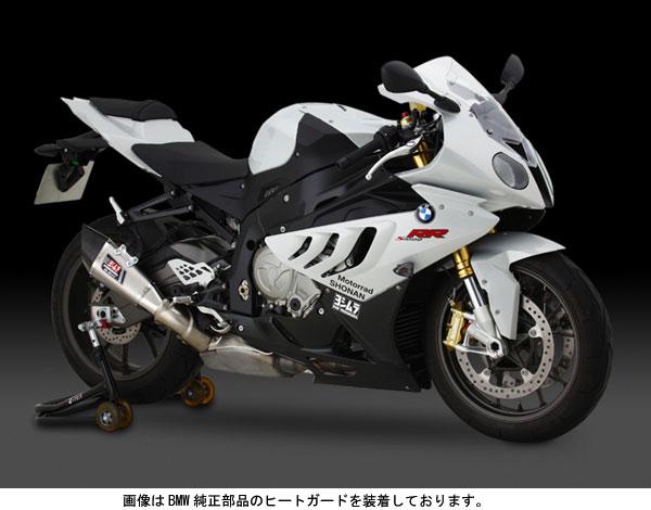 ヨシムラ BMW S1000RR('10-'11)用 Slip-On R-11サイクロン2エンド EXPORT SPEC/ST 110-635-5580
