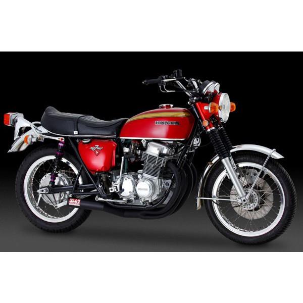 ヨシムラ CB750F RテマゲストレートサイクロンB 150-471-0840