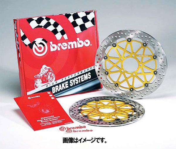 ブレンボ YZF-R6 05-06 ディスクセット 310mm 208-9737-20