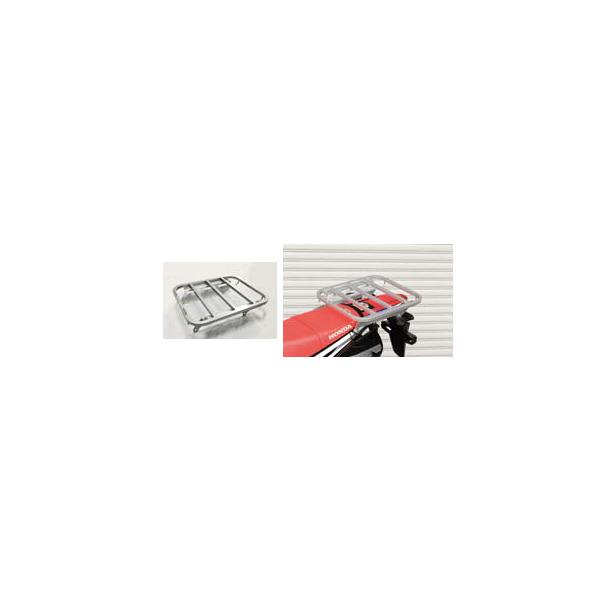キジマ CRF250L/M/RALLY リアキャリア アドベンチャースタイル 210-253