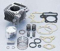 キタコ DAX ダックス70用 88cc STDボアアップKIT 214-1015001