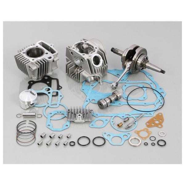 キタコ 108cc スタンダード ボアアップKIT タイプ2 アルミシリンダー(鋳鉄) ハイカム付 モンキー/ゴリラ 214-1016205