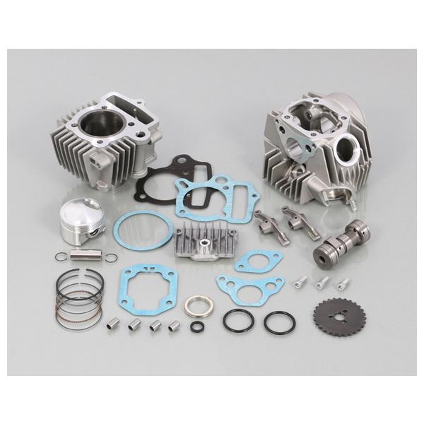 キタコ 88cc スタンダード ボアアップKIT タイプ2 アルミシリンダー(鋳鉄) ハイカム/SEロッカーアーム付 214-1083202