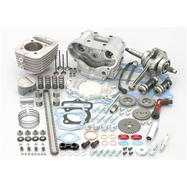 キタコ 100cc DOHC ショートストロークキット  エイプ100/エイプ100-タイプD/XR100モタード/XR100R/CRF100F 217-1413900