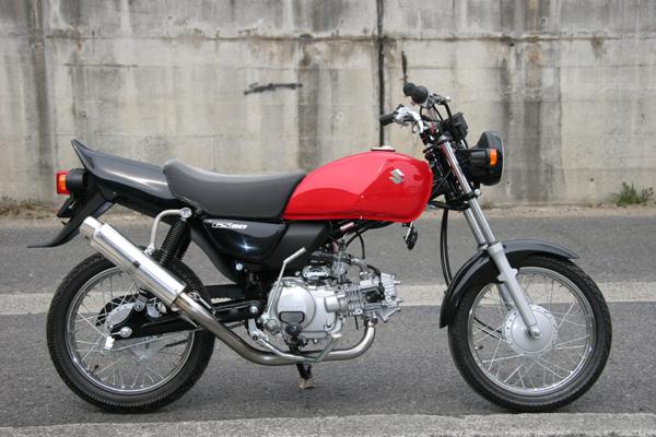 リアライズ GS50用 アゼウスマフラー 305-006-01