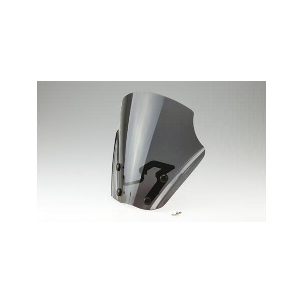 【○在庫あり→12月9日出荷】キジマ GSX-S125('18) スクリーン メーターバイザー スモーク 305-475