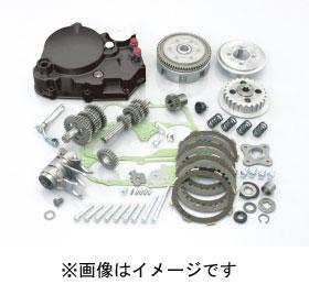 キタコ モンキー(FI)用 ULTRAドライブKIT タイプ4[ブラック] 318-1137420