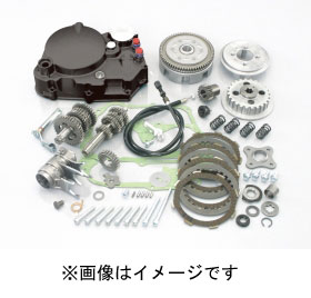 キタコ モンキー/ゴリラ/モンキーバハ用 ULTRAドライブKIT タイプ3[ブラック] 318-1144320