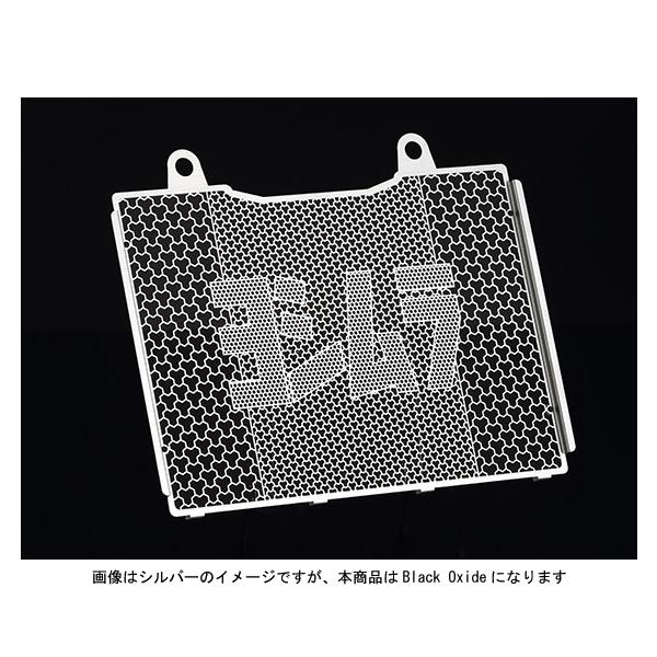 ヨシムラ ラジエターコアプロテクター [Black Oxide] BMW G310GS('17)/G310R('17) 454-630-0B00