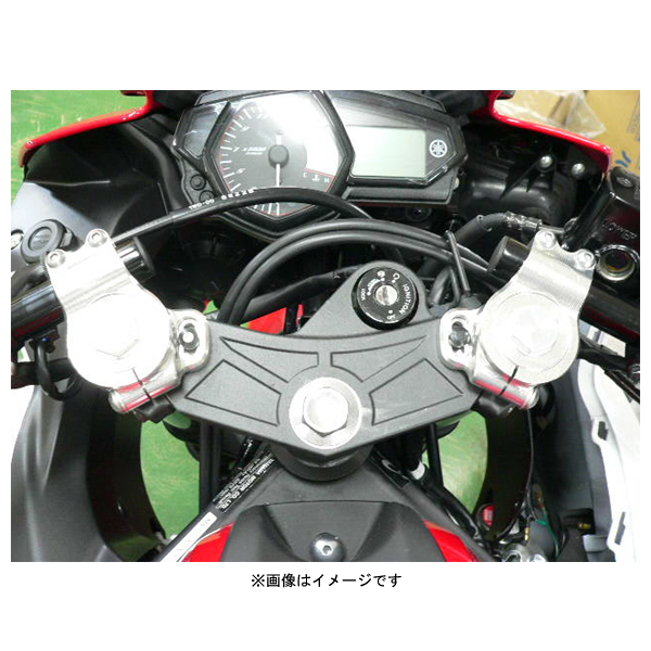 BEET レーシングハンドルKIT(ブラック) YZF-R25/YZF-R3 0605-Y48-04