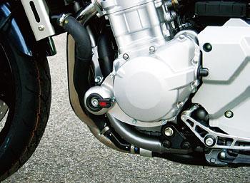 LSL バンディット1250/S 07 マウンティングキット 550S117-1