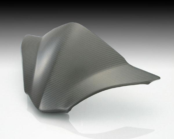 キタコ シグナス X/SR(FI)用 カーボンメーターバイザー 670-0415700