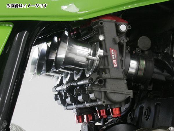 ヨシムラ ZRX1200/1100用 KEIHIN FCR-MJN39キャブレター/FUNNEL仕様 (ブラックボディ) 759-299-2600