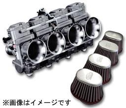 ヨシムラ ZRX1200/1100用 MIKUNI TMR38キャブレター/FUNNEL仕様 775-297-3101