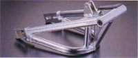 Gクラフト モンキーR用 スイングアーム(モノショックタイプ・スタビ付き) G90005