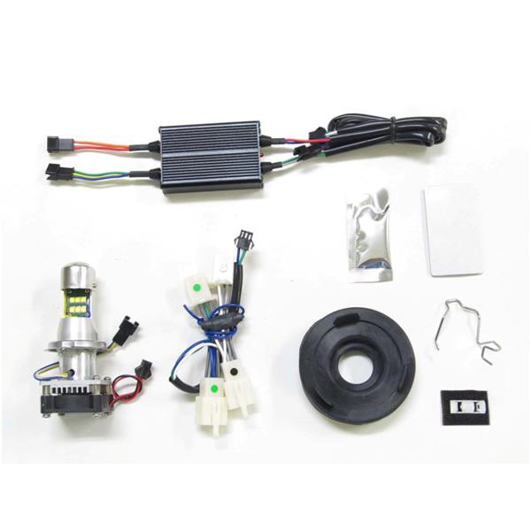 プロテック LHL-H10 純正マルチリクレクター対応LEDバルブキット 3000K  CB1100RS/EX('17~'18) 64007-02