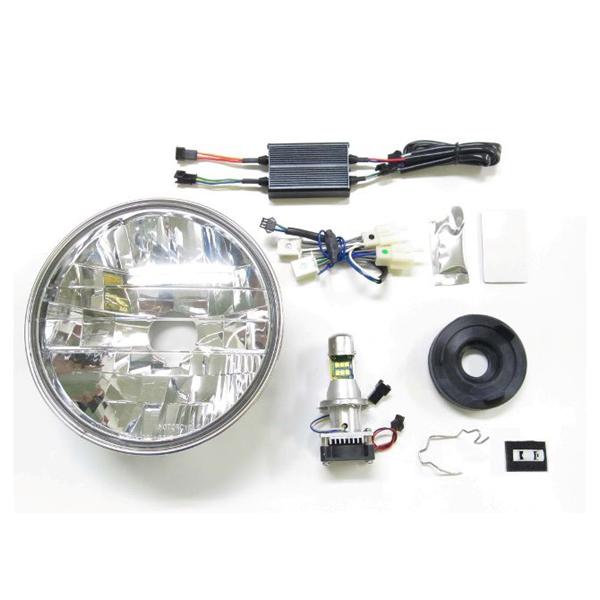 プロテック LBH-H10 LEDマルチリフレクターヘッドライトキット 3000K CB1100RS/EX('17~'18) 64007-30
