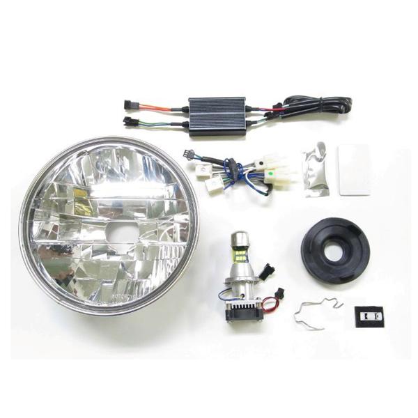 プロテック LBH-H09 LEDマルチリフレクターヘッドライトキット 6000K CB1100RS/EX('17~'18) 64007-60