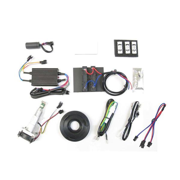 プロテック LB7W-BR LEDヘッドライトバルブキット H7 Hi/Lo Hi側専用 6000K  BMW R1200RS('15~'16) 65038