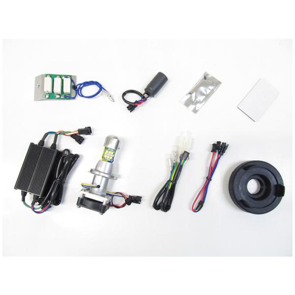 プロテック LB4-KSR LEDヘッドライトバルブキット HS1 Hi/Lo KSR110 PRO専用 6000K 65054