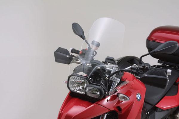 【○在庫あり→12月10日出荷】デイトナ BMW F650GS('08) GIVI スクリーン 333DT クリア 68566