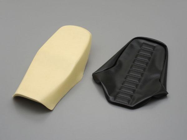 デイトナ RZ250/350(80-82)用 リプモシート シート ウレタン表皮セット(純正風デザイン) 73630