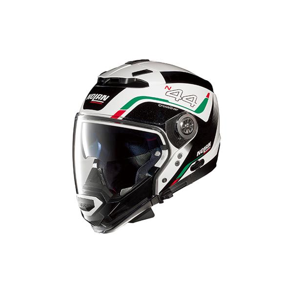 【○在庫あり→1月15日出荷】デイトナ NOLAN(ノーラン)ヘルメット N44 EVO VIEWPOINT [メタルホワイト/53 Sサイズ] 97579