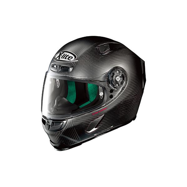 【○在庫あり→5月19日出荷】デイトナ NOLAN(ノーラン)ヘルメット X-803 PURO [フラットカーボン/2 Lサイズ] 97607