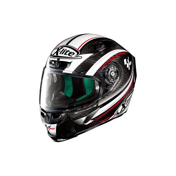 【○在庫あり→5月19日出荷】デイトナ NOLAN(ノーラン)ヘルメット X-803 MotoGP [カーボン/16 Sサイズ] 97617