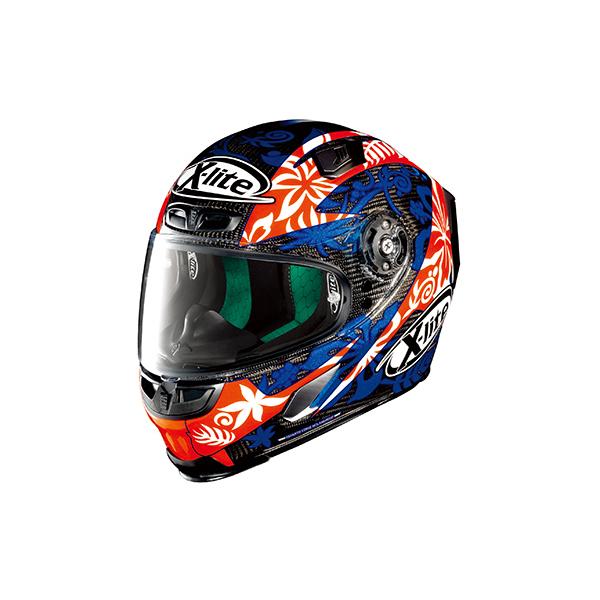 【○在庫あり→5月19日出荷】デイトナ NOLAN(ノーラン)ヘルメット X-803 ペトルッチ [カーボン/20 Mサイズ] 97626