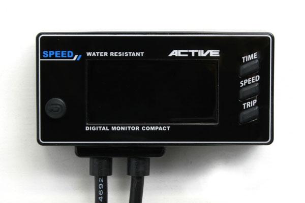 【○在庫あり→5月1日出荷】アクティブ デジタルモニター コンパクト (スピード) 1080106