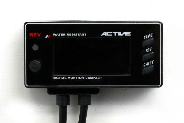 アクティブ デジタルモニター コンパクト (レブ) 1080107