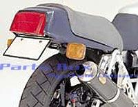 アクティブ GSX1100S -00用 フェンダーレスキット(シルバー) 1155002