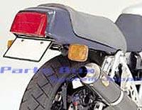 アクティブ GSX1100S -00用 フェンダーレスキット(ブラック) 1155012