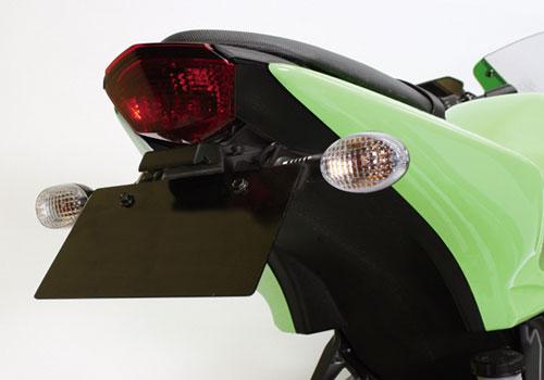 アクティブ Ninja250R 08-09用 フェンダーレスキット 1157058