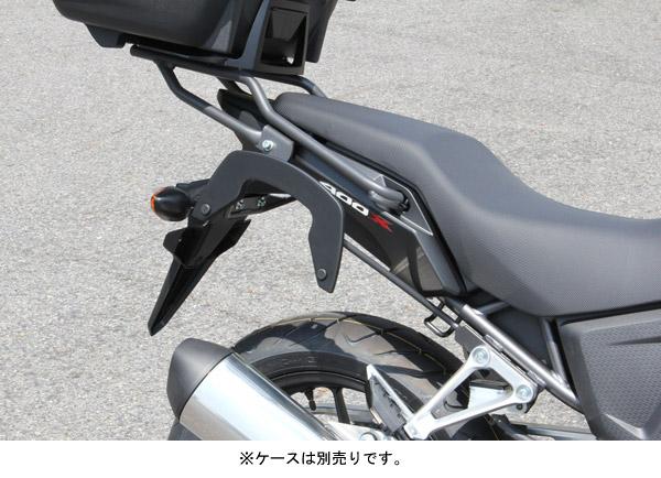 ヘプコ&ベッカー 400X用 C-BOWキャリア 630978-0001 【送料無料】(北海道・沖縄除く)