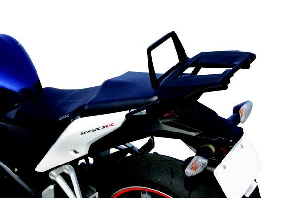 ヘプコ&ベッカー CBR250R用 トップキャリア 650966-0101 【送料無料】(北海道・沖縄除く)