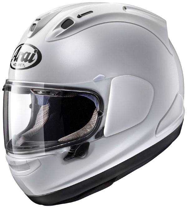 アライ RX-7X グラスホワイト[61-62cm] A15502