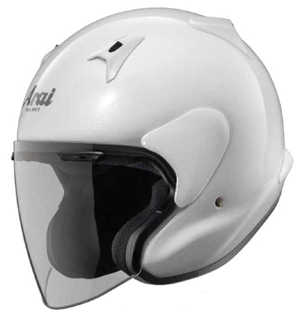 アライ MZ-F XO グラスホワイト(65-66) A32960