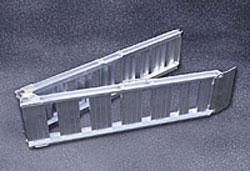 エトスデザイン アルミローディングランプ 2.2m折りたたみ A40220