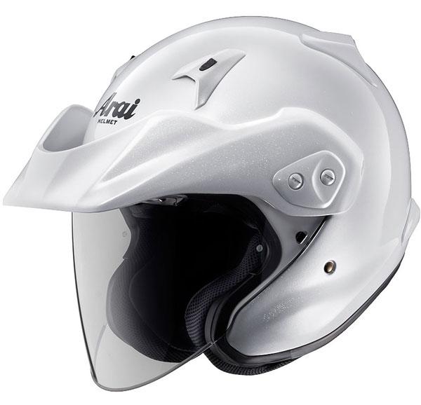 アライ CT-Z グラスホワイト(59-60) A52791
